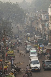 Picture of Air Pollution in Delhi