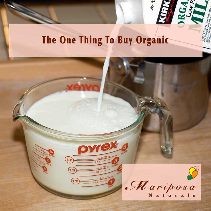 The ONE Thing You Should Buy Organic