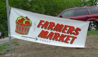 Why Farmers Markets?