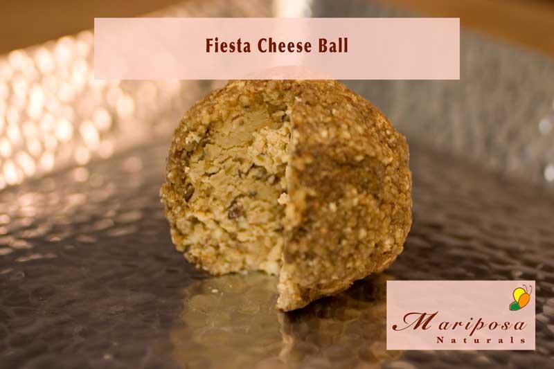 Fiesta Cheese Ball