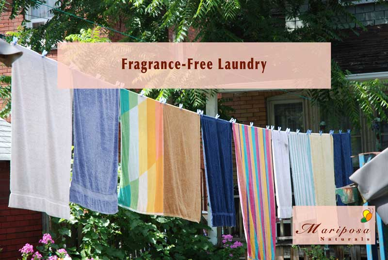 How To Wash Clothes for the Chemically Sensitive