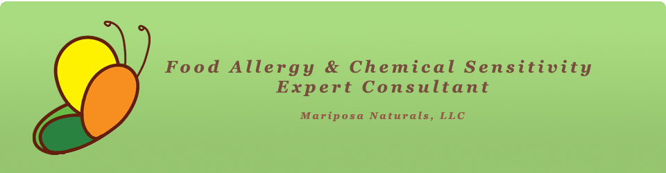 Food Allergy & Chemical Sensitivity Expert Consultant