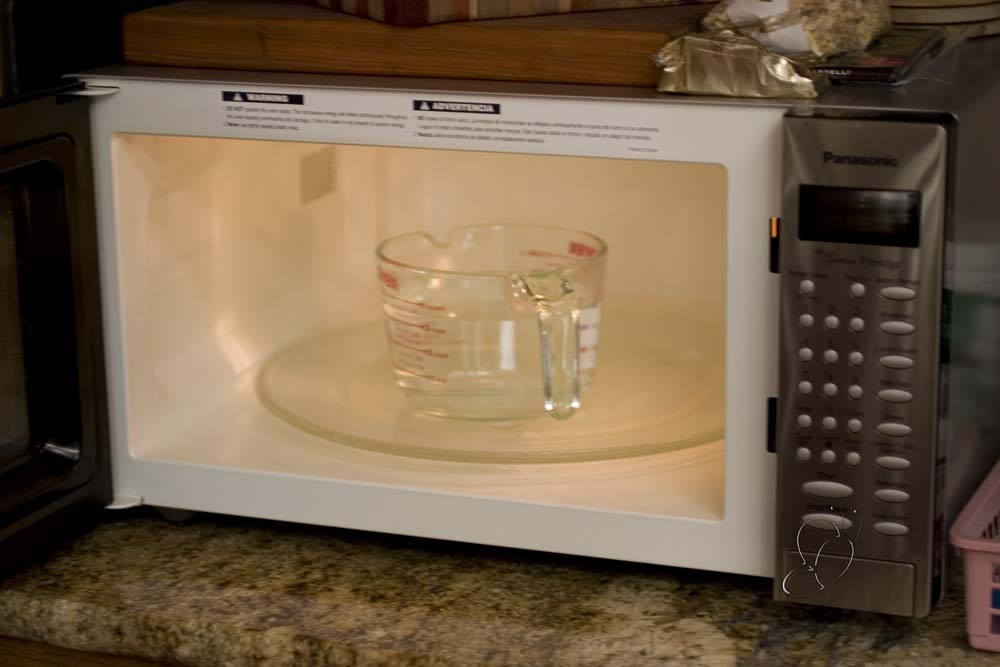 an analysis of the dangers of heating water in the microwave
