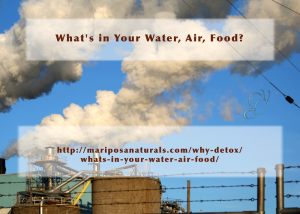 Chemical toxins are everywhere in our 21st century world. You can't avoid them entirely, but you can lessen your exposure.