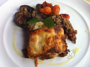 Venison Lasagne, House-made ricotta, bechamel
