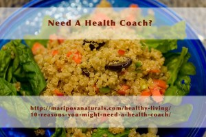 Top 10 Reasons You Might Need a Health Coach