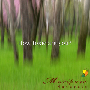 How Toxic Are You?