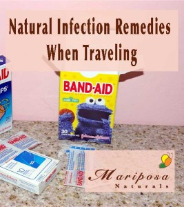 Natural Infection Remedies When Traveling