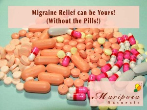 Migraine Relief can be Yours! (Without the Pills!)