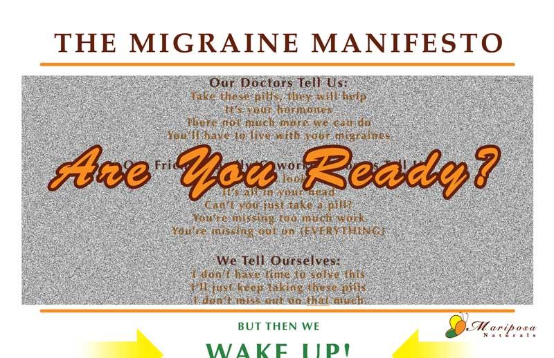 The Migraine Manifesto - Are You Ready?