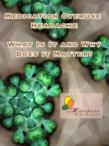 Could some of your pain be medication overuse headaches?