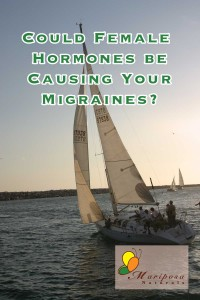 Estrogen is only part of the answer for women's migraines.