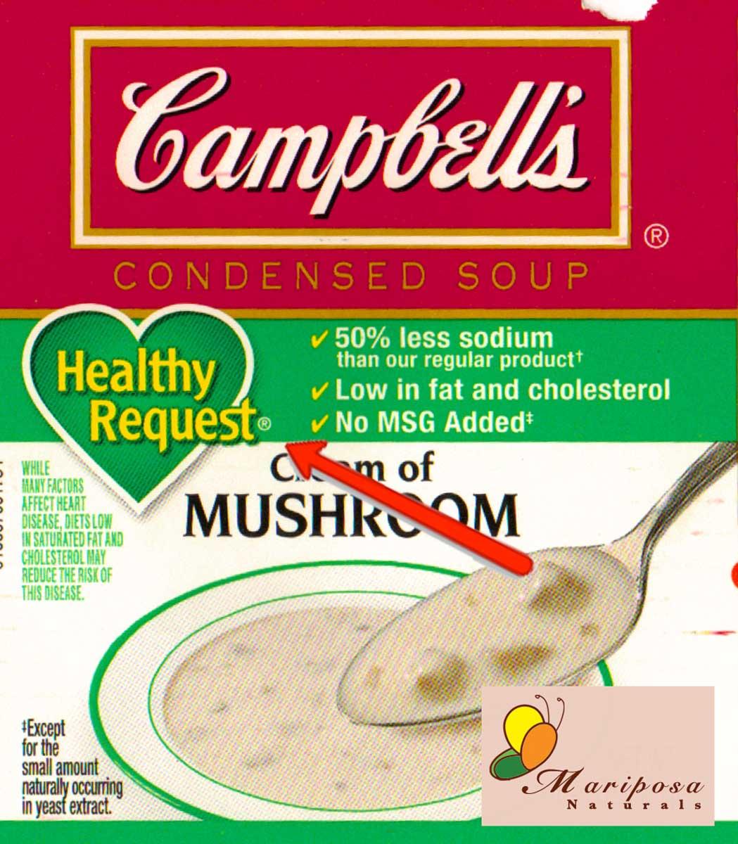 Food Nutrition Label Healthy