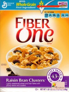 The front label says that Whole Grain is the first ingredient which means it's better than other products but not necessarily 100% whole grain.