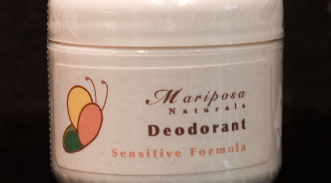Sensitive Formula Deodorant