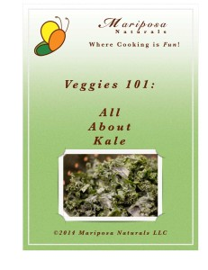 Veggies 101 - All About Kale